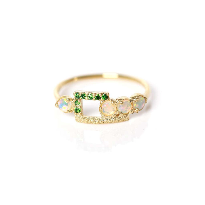 Endless Ring - James & Irisa Jewellery