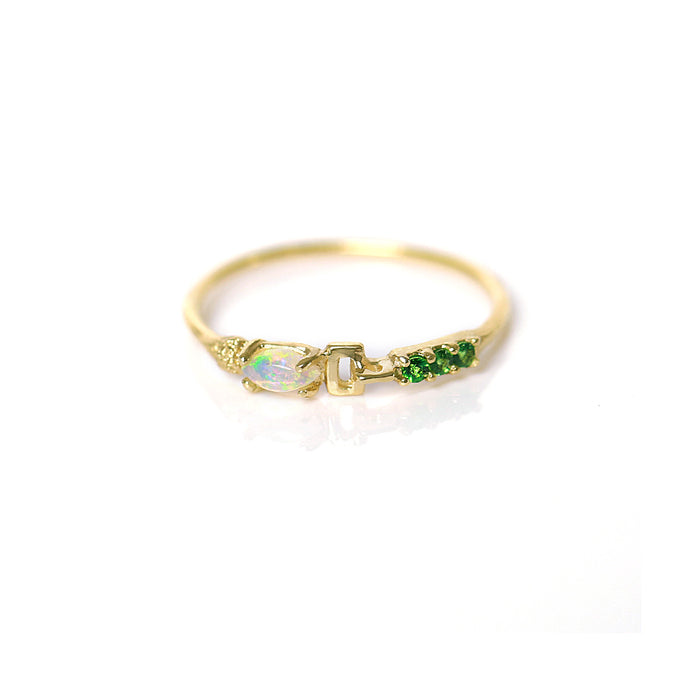 Link Ring - James & Irisa Jewellery