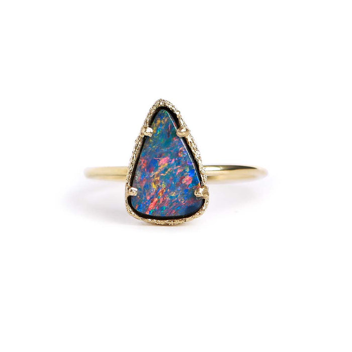 Opal Stacking Ring 4