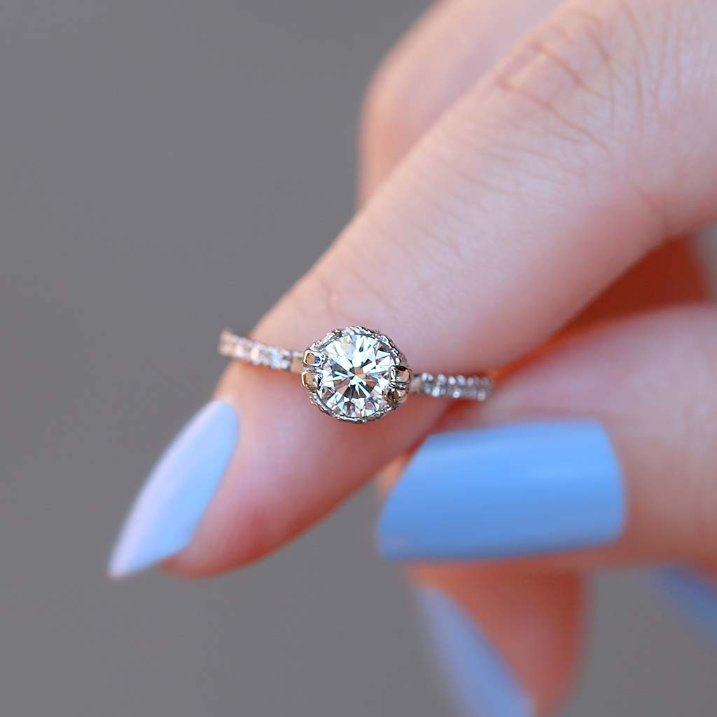 Promise Diamond Solitaire Ring