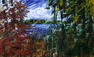 Two River Lake,  Algonquin Park