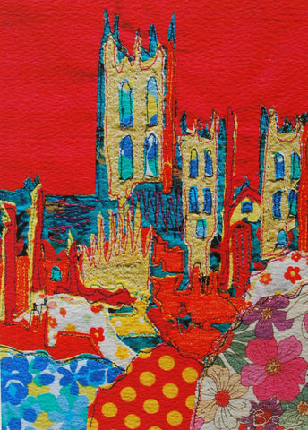 Canterbury Cathedral - Red