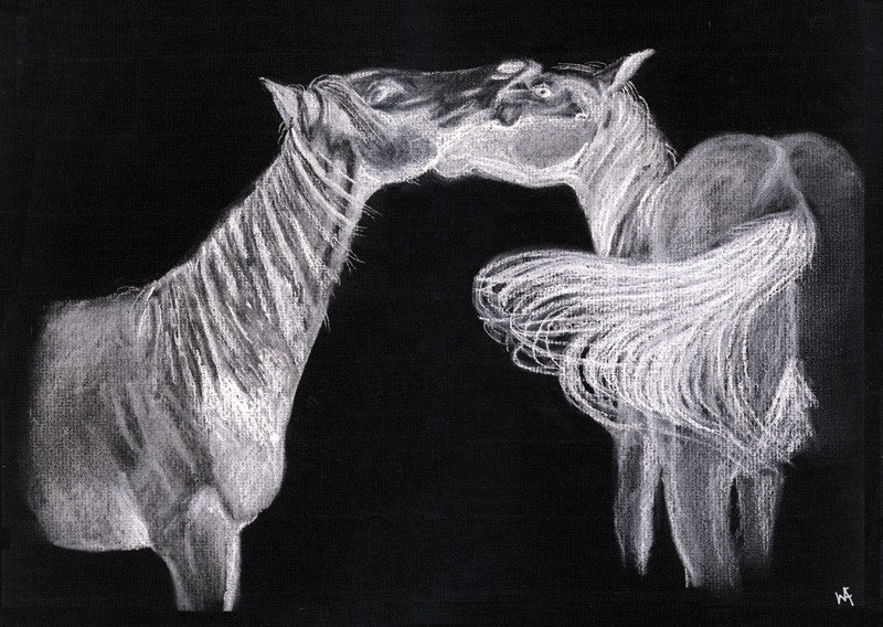 The Yearlings II Inverted