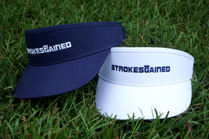 Strokes Gained Tour Visor