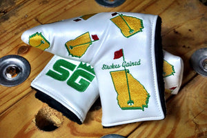 Strokes Gained April's Major Dancing Headcover