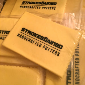 Putter Silicone Oil Cloth