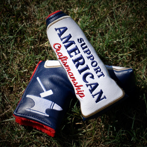 American Craftsmanship Headcover