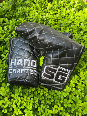 Quilted SG Hand Crafted Headcover