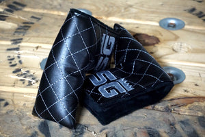 Strokes Gained Hand Crafted Quilted Headcover