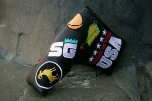 5 Year Anniversary Headcover