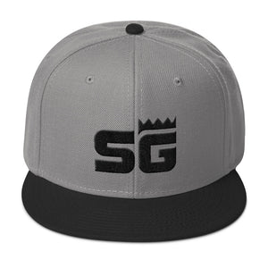 Two Tone Snapback Hat
