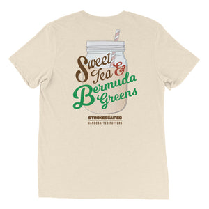 Sweet Tea & Bermuda Greens t-shirt