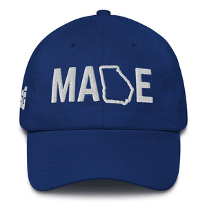 Georgia Made Dad Hat - More Colors