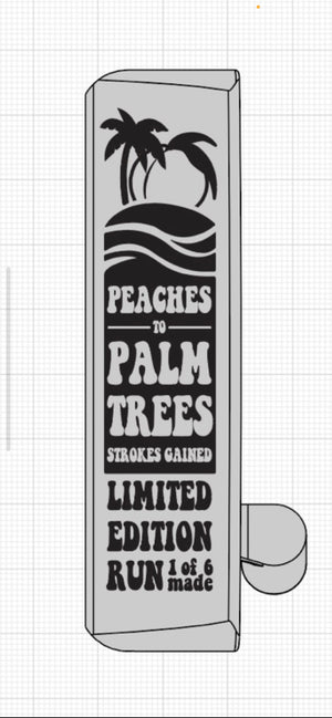 Peaches to Palm Trees Limited Edition RM4