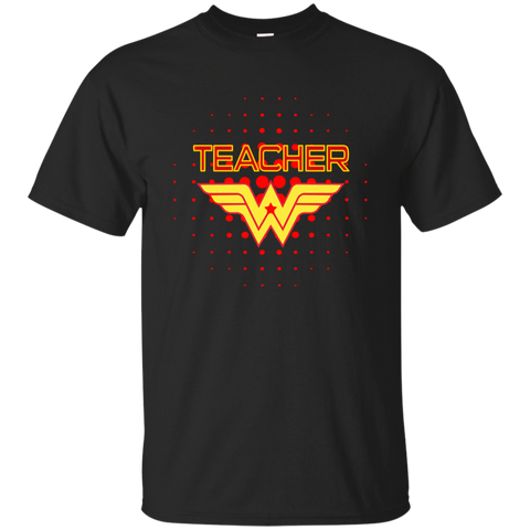 Teacher wonder woman
