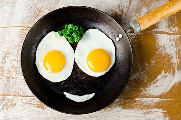 5 Tips to Cook Super Healthy Eggs