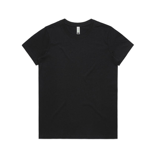 Tee BLACK / XS MAPLE ORGANIC TEE