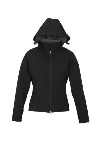 Black/Graphite / S Ladies Summit Jacket