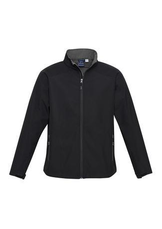 Black/Graphite / S Mens Geneva Jacket