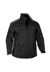 Black/Graphite / S Mens Reactor Jacket