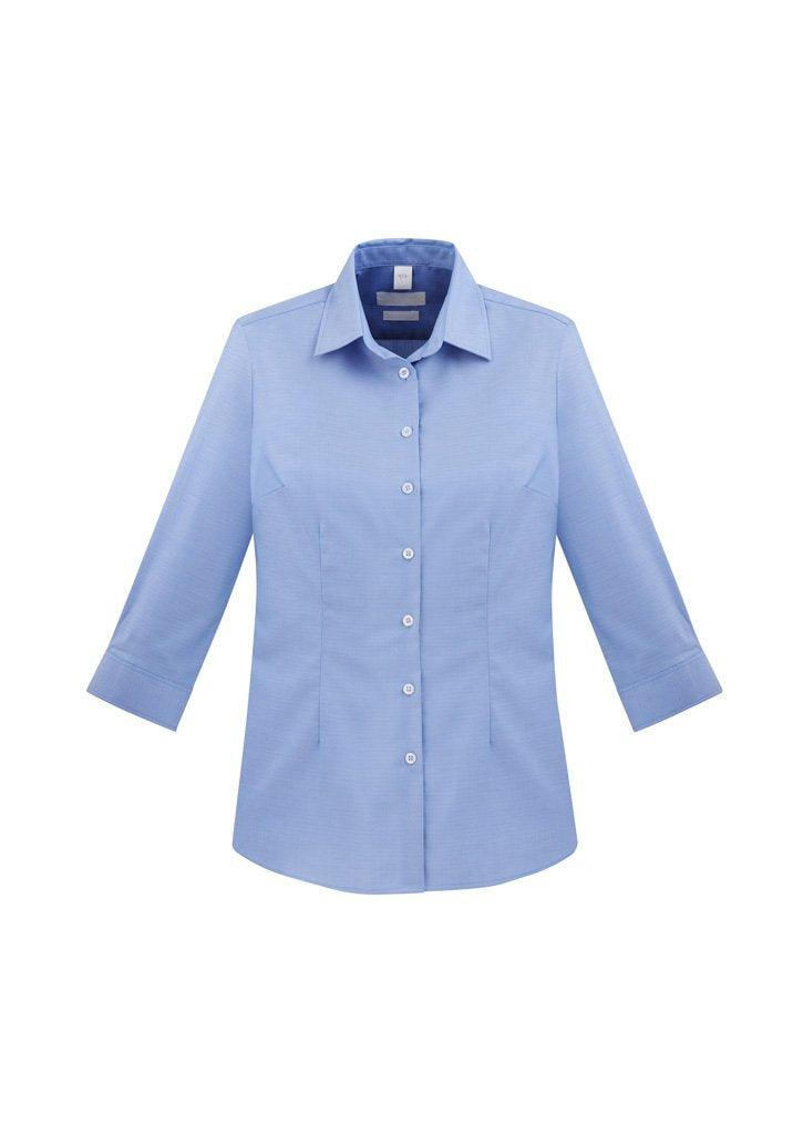 Blue / 6 Ladies Regent ¾/S Shirt