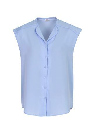 Ice Blue / 6 Lily Ladies Blouse