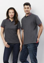 Load image into Gallery viewer, Mens Jet Polo