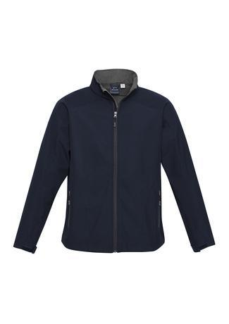 Navy/Graphite / S Mens Geneva Jacket