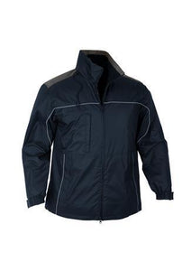 Navy/Graphite / S Mens Reactor Jacket