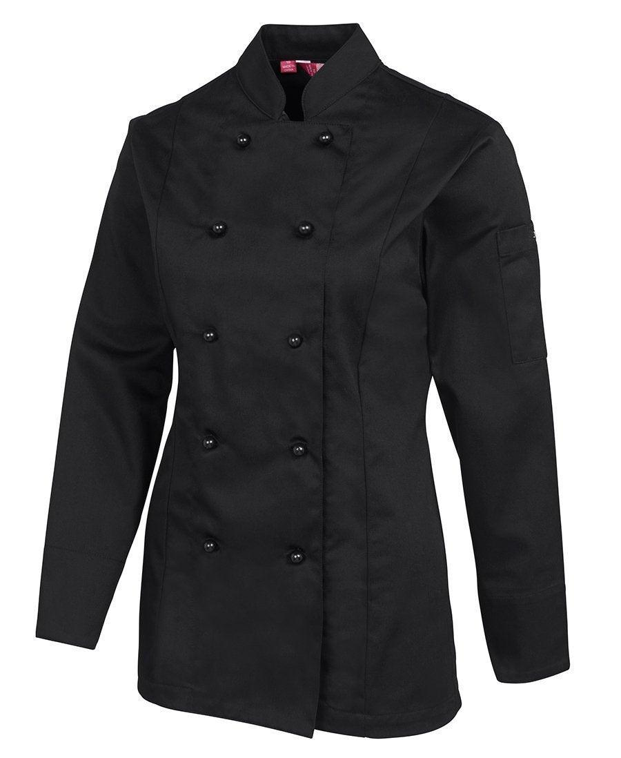 Women's L/S Chef Jacket