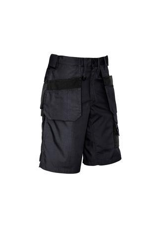 Charcoal/Black / 72 Mens Ultralite Multi-pocket Short