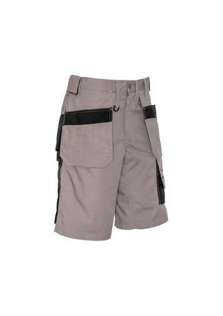 Khaki/Black / 72 Mens Ultralite Multi-pocket Short