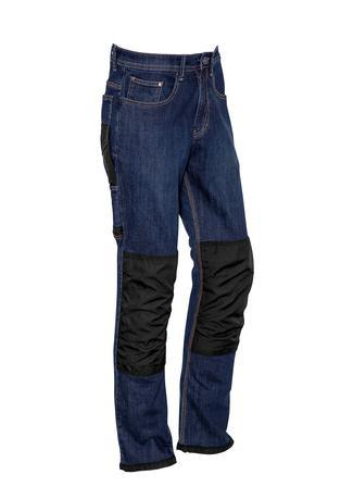 Mens Heavy Duty Cordura® Stretch Denim Jeans