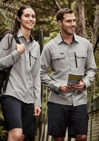 Mens Outdoor L/S Shirt
