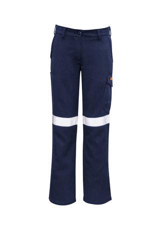 Navy / 8 Womens FR Taped Cargo Pant