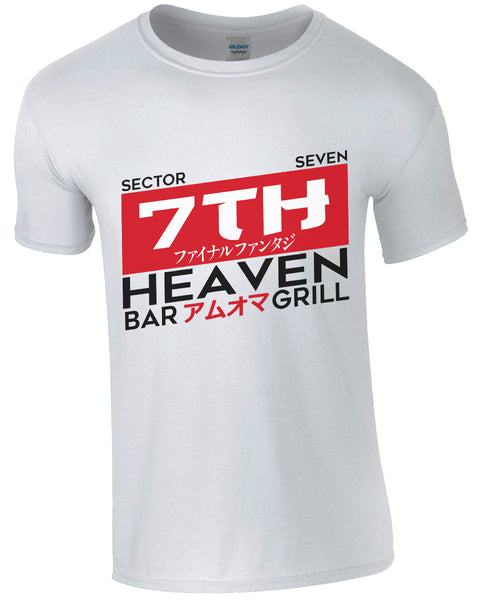 7th Heaven Bar & Grill - TShirt
