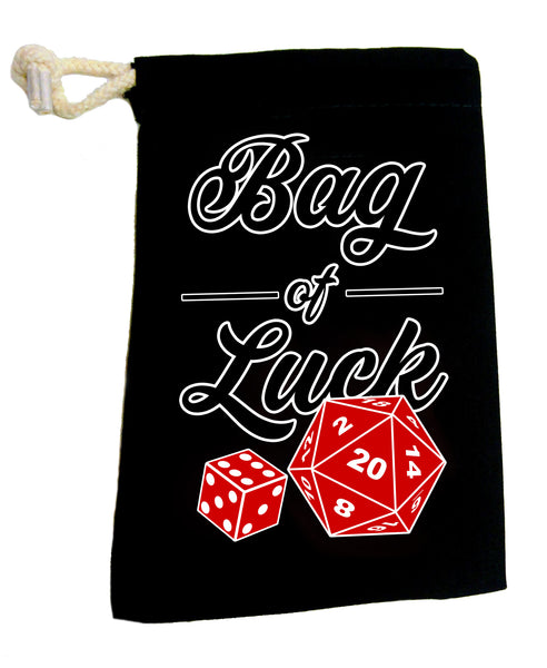 Bag of Luck - Dice Pouch