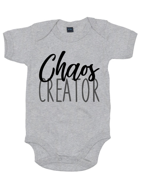 Chaos Creator - Baby Grow Body Suit