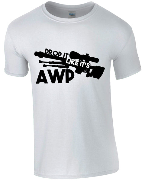 Drop It Like It's AWP - TShirt