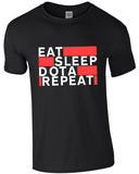 Eat Sleep Dota Repeat - TShirt