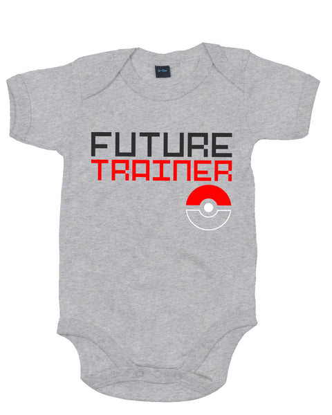 Future Trainer - Baby Grow Body Suit