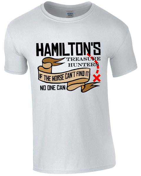 Hamilton's Treasure Hunters - TShirt