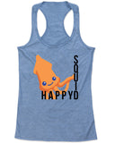 Happy Squid - TShirt