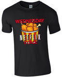 Chicken and Flix - TShirt