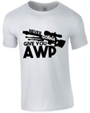 Never Gonna Give You AWP - TShirt