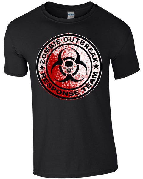 Outbreak Responce Team - TShirt