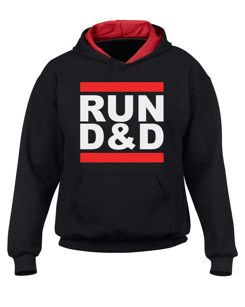 RUN D&D - Hoody