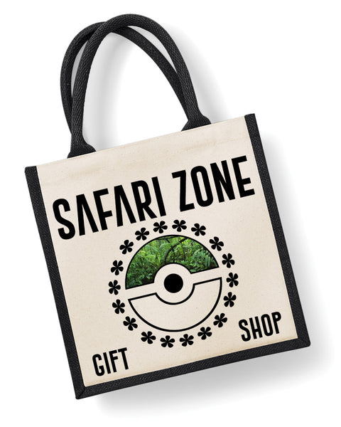 Safari Zone - Eco Friendly Jute Bag