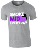 Smoke Gank Mid Every Day - TShirt