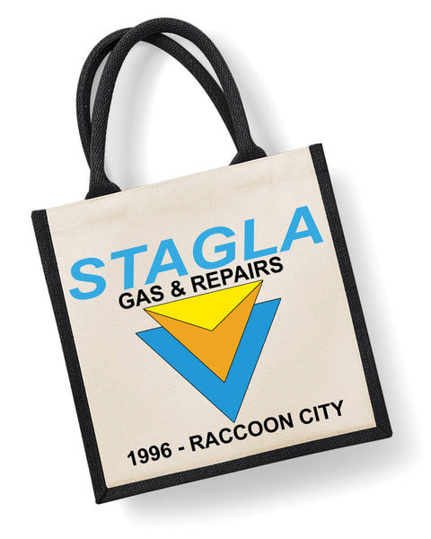 Stagla Gas - Eco Friendly Jute Bag